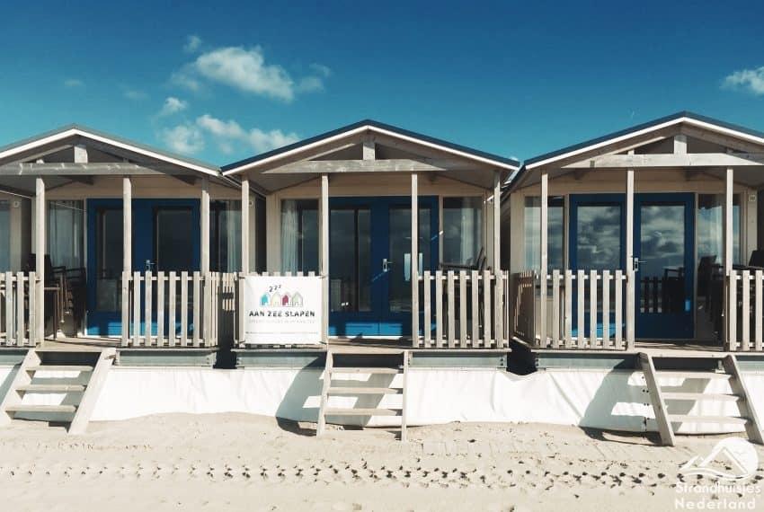 Aan Zee Slapen - Strandhuisjes Wijk aan Zee