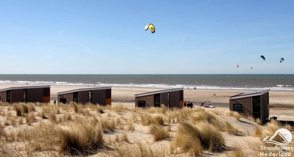 Duinzicht strandhuisjes Kijkduin