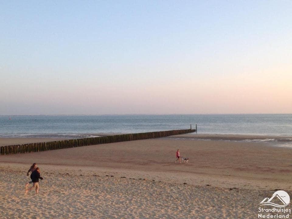 Strand Westduin