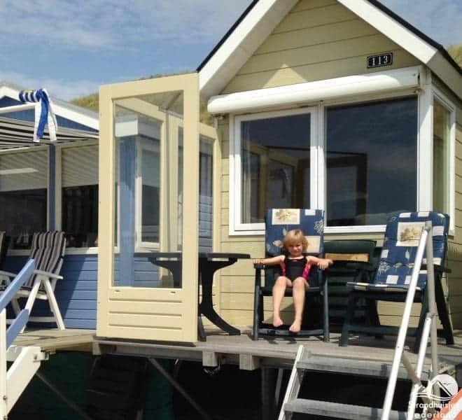 strandhuisje Westduin 113