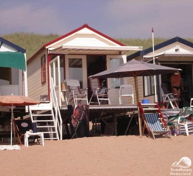 Strandhuisje Westduin 79 - Zeeland