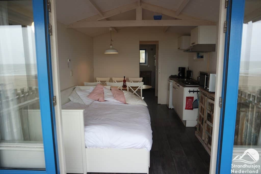 Interieur strandhuisje Wijk aan Zee 2