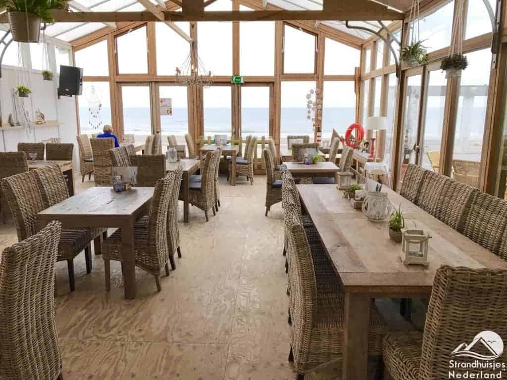 Strandpaviljoen de Kust Wijk aan Zee 2