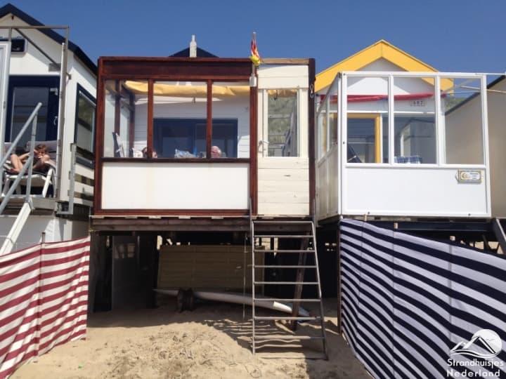 Strandhuisje Dishoek 688