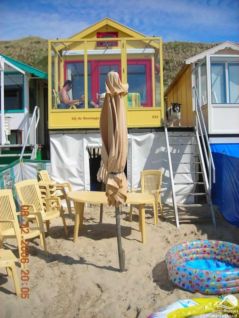 Strandhuisje Dishoek 325