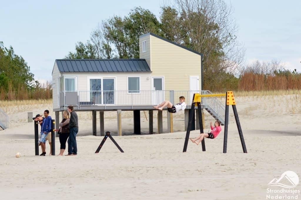 strandhuisje Kamperland Zeeland