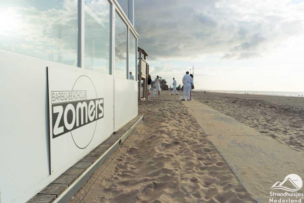 Beachclub Zomer Katwijk
