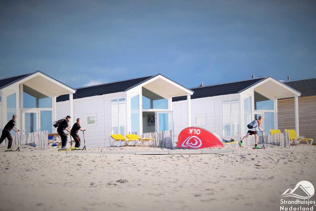 Huisje aan Zee - Katwijk