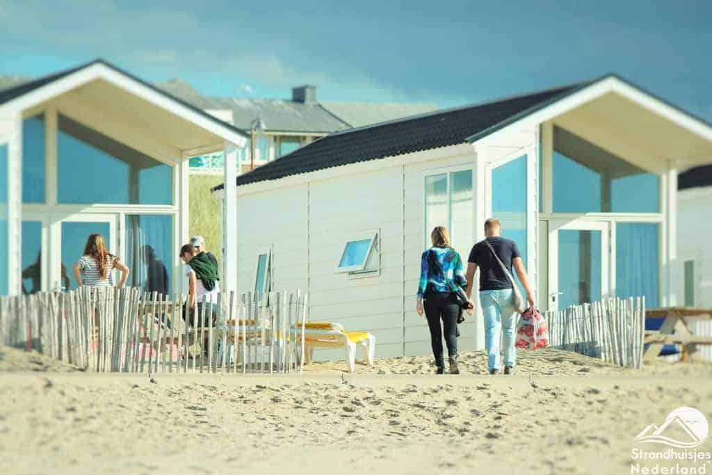Huisjes aan Zee - Katwijk