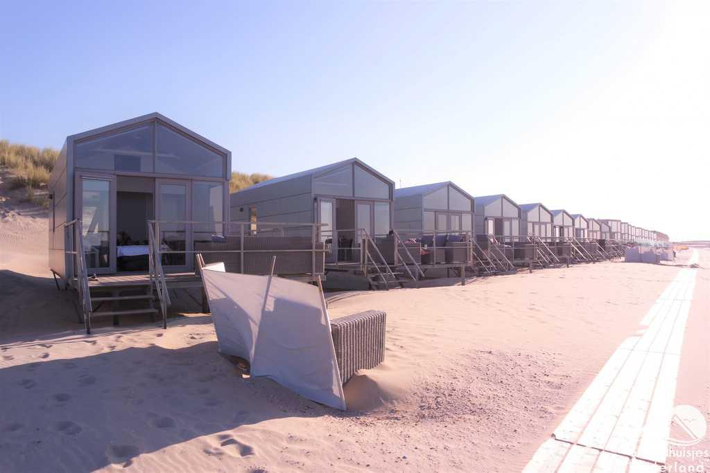 Slaapzand - Huisjes aan zee