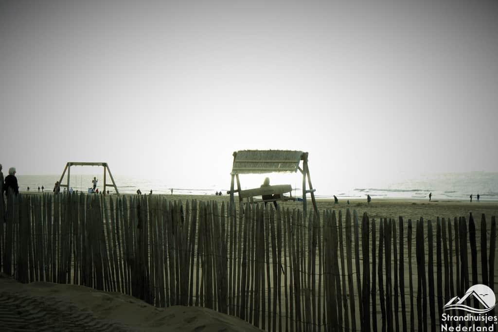 Strand Katwijk bij Key West