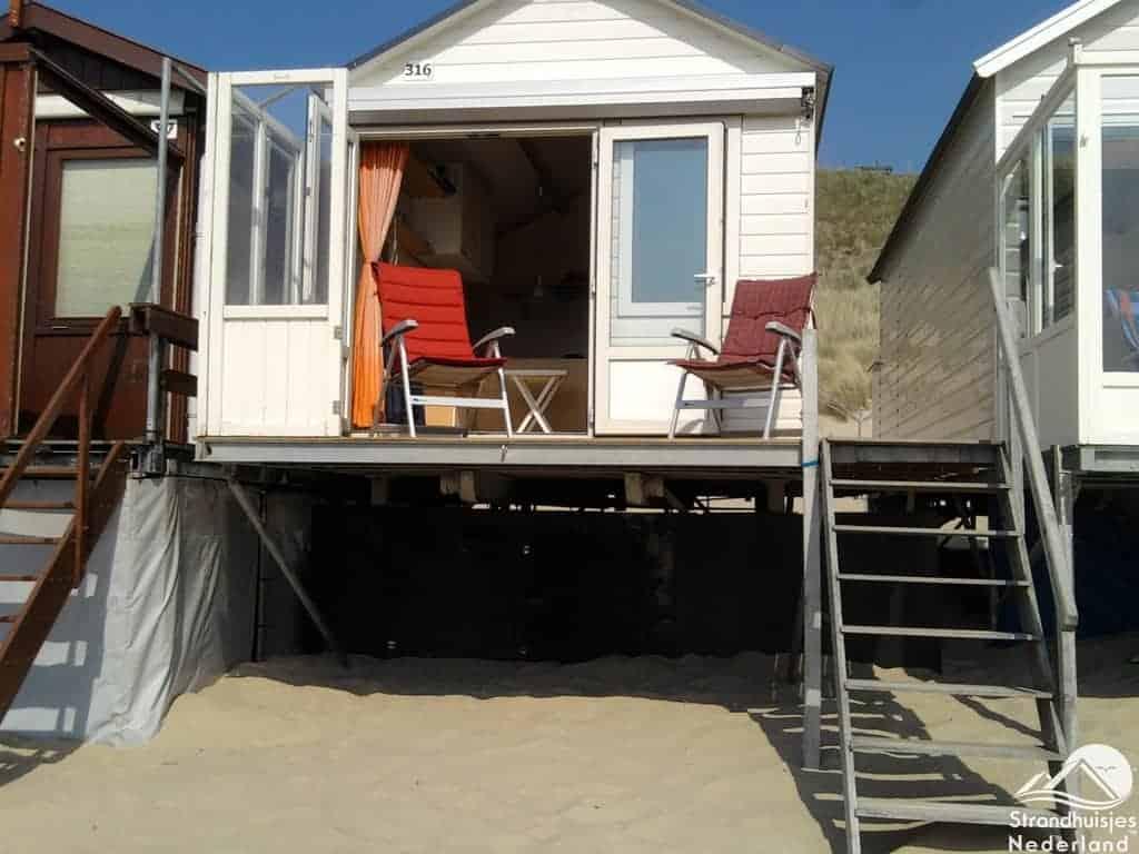 Strandhuisje Dishoek 316