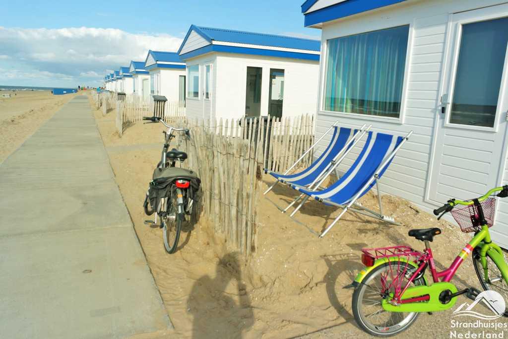 Strandhuisje Willy Noord Katwijk