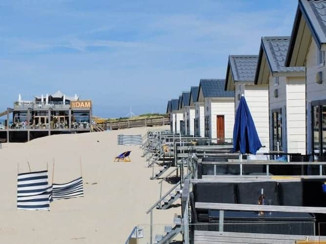 Strandhuisjes Breezand Zeeland