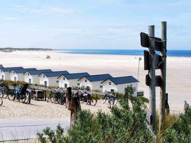 Strandhuisjes Breezand