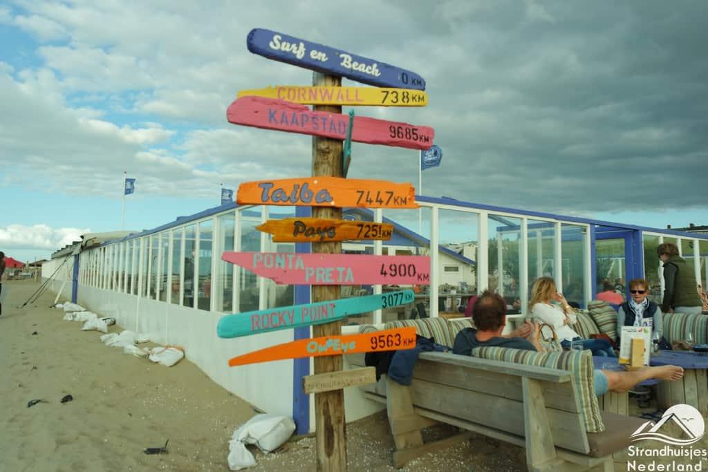 Strandpaviljoen Surf en Beach, Katwijk
