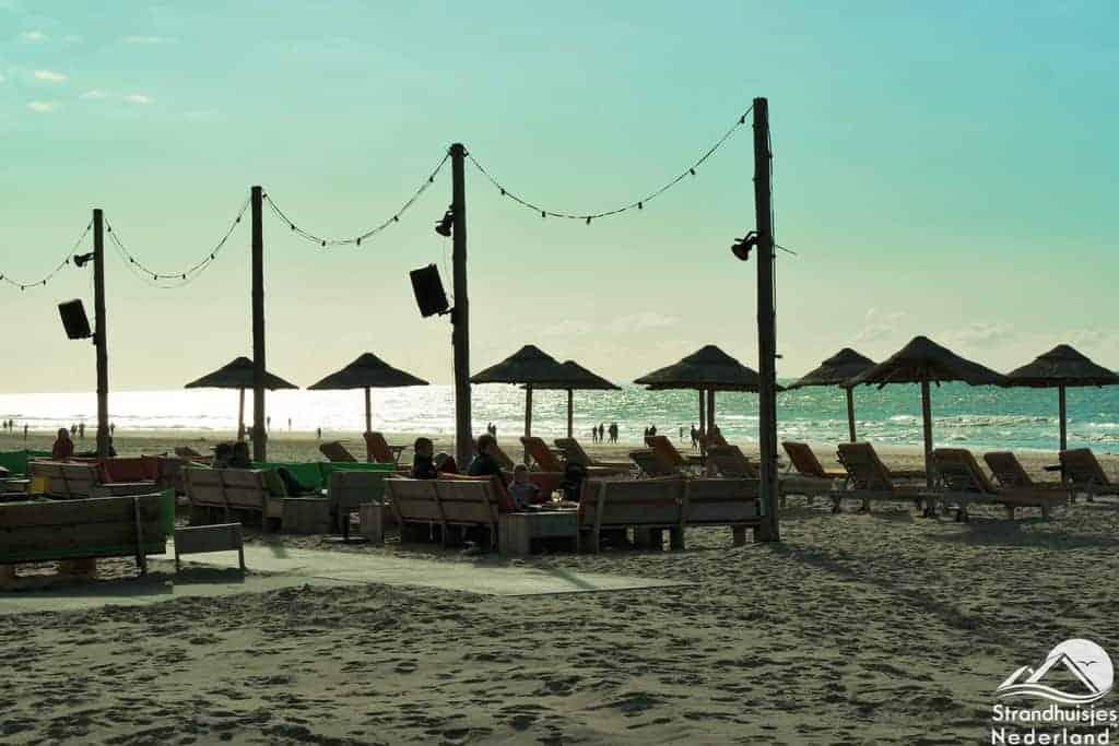 Vakantiegevoel strand Katwijk aan Zee