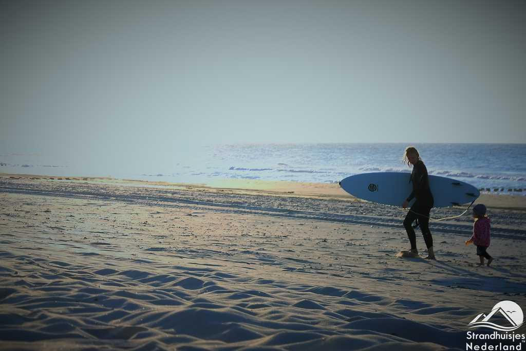 Zee en strand Domburg