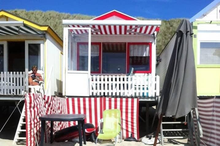 Strandhuisje Westduin 116 - Zeeland