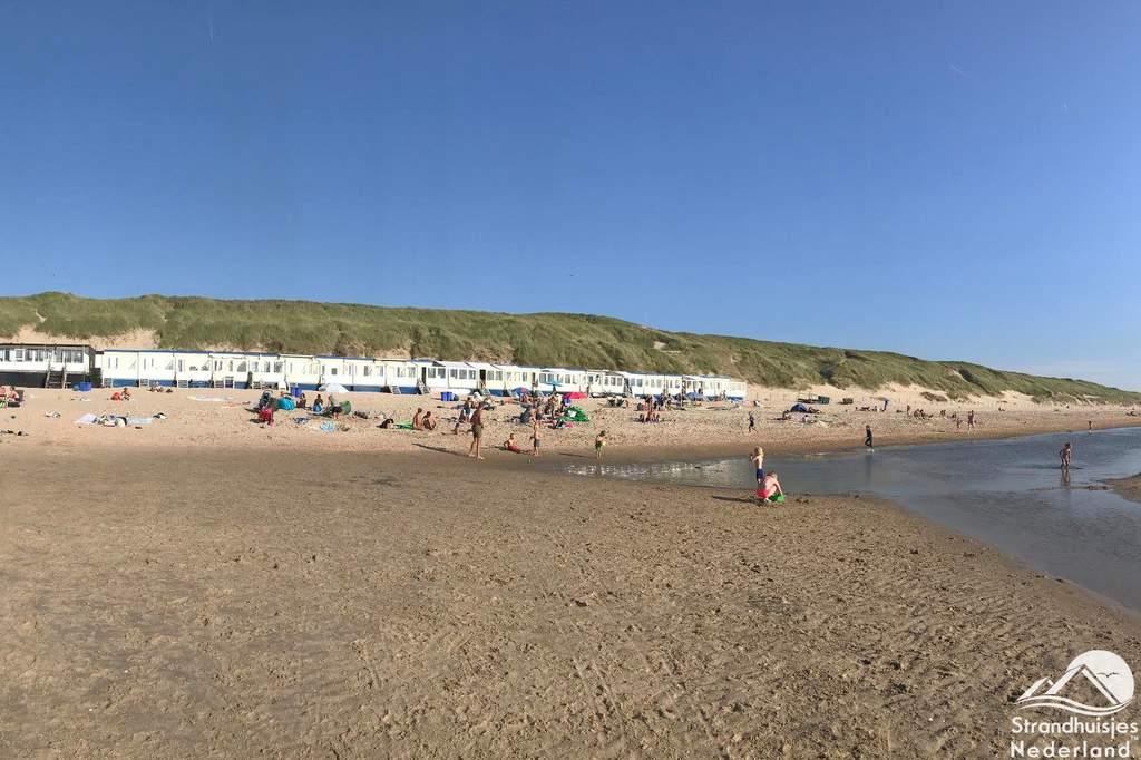 Strand Castricum aan Zee