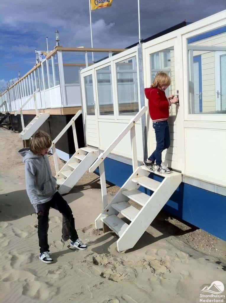 Strandhuisje Bad Noord 2