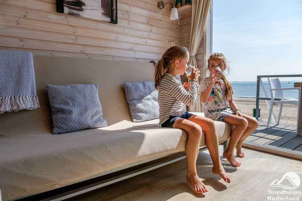 Huisje aan zee Vlissingen