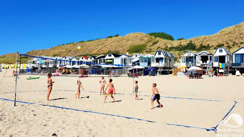 Beachvolly Strandhuisje Westduin 120 (7)