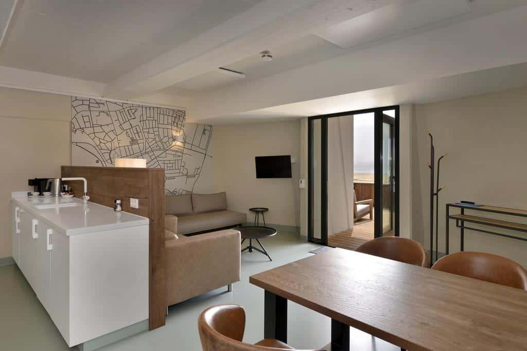 Interieur Nieuwe beach house Vlissingen - Zeeland