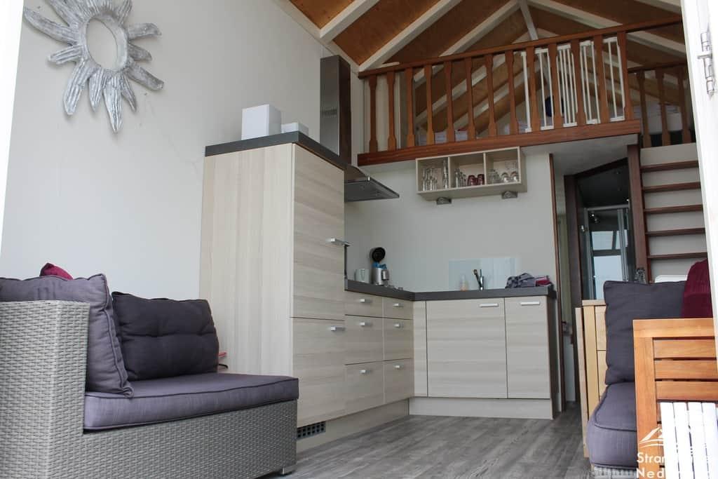 Interieur strandhuisje Westduin 35 (5)