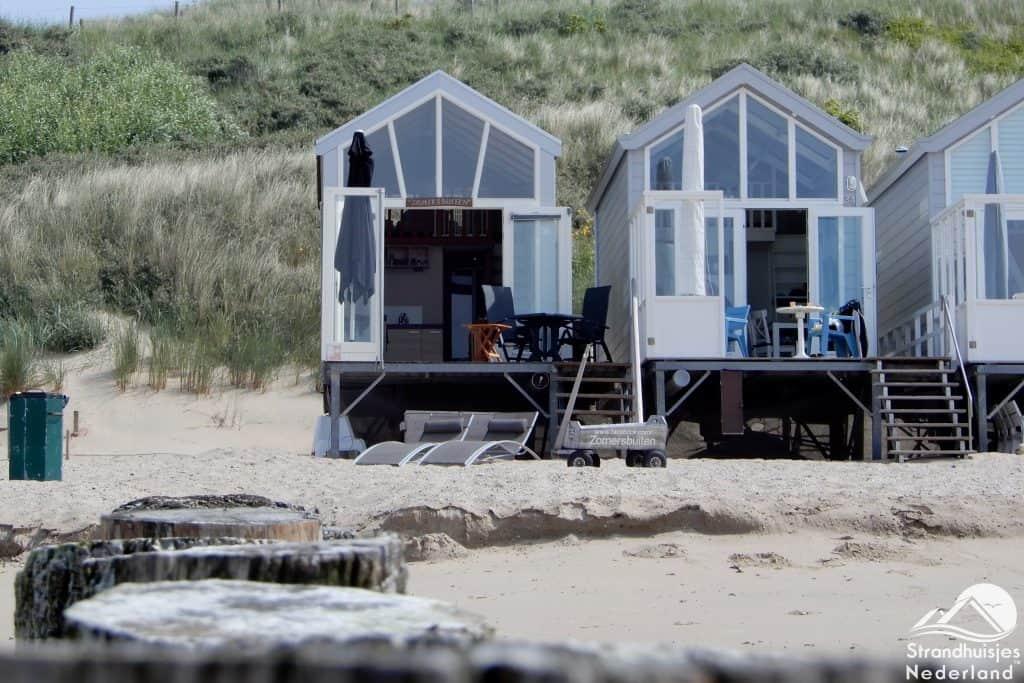 Strandhuisje Westduin 35