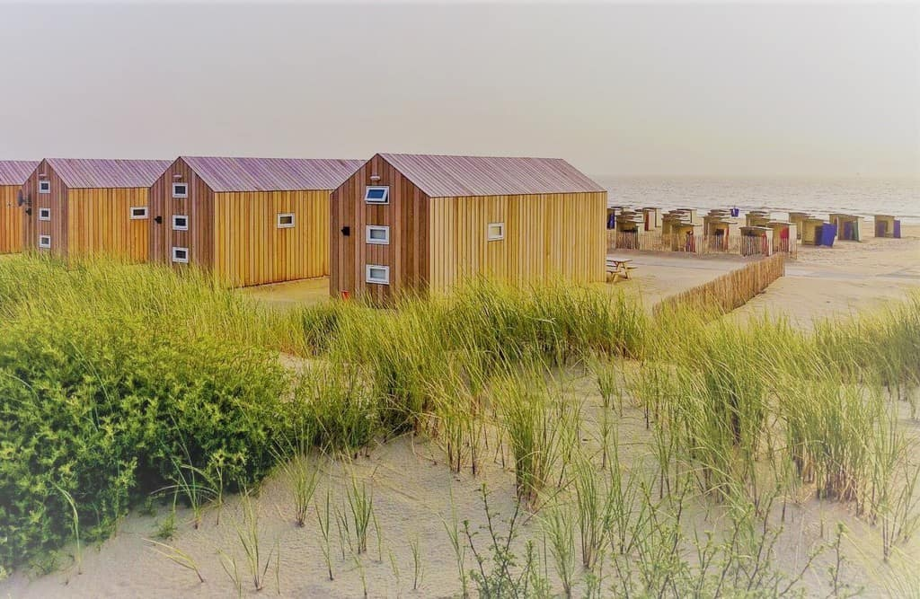 Strandhuysjes Katwijk