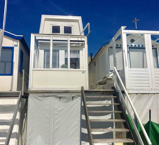 Strandhuisje Dishoek 327 in Zeeland