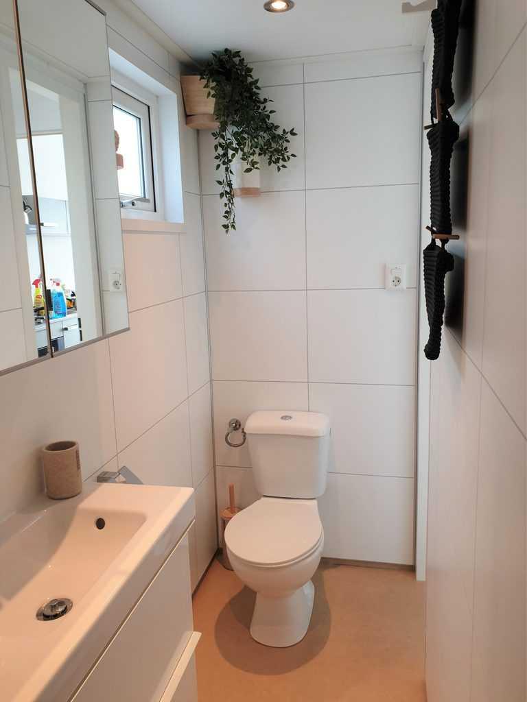 Badkamer Strandhuis 148 Zeeland