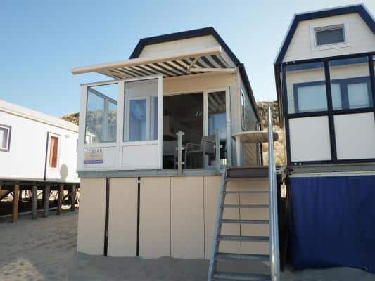 Strandhuisje Dishoek 319