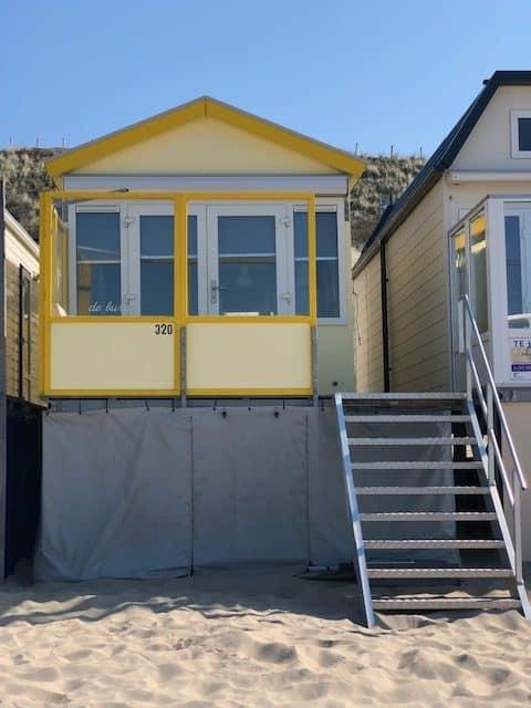Strandhuisje Dishoek 320