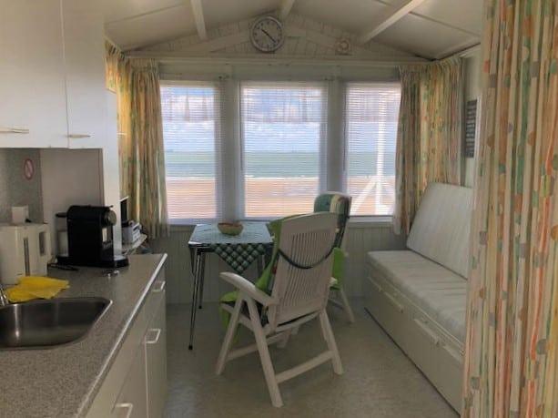 Interieur strandhuisje Westduin 75