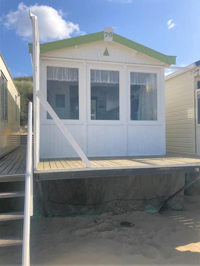 Strandhuisje Westduin 75 Zeeland