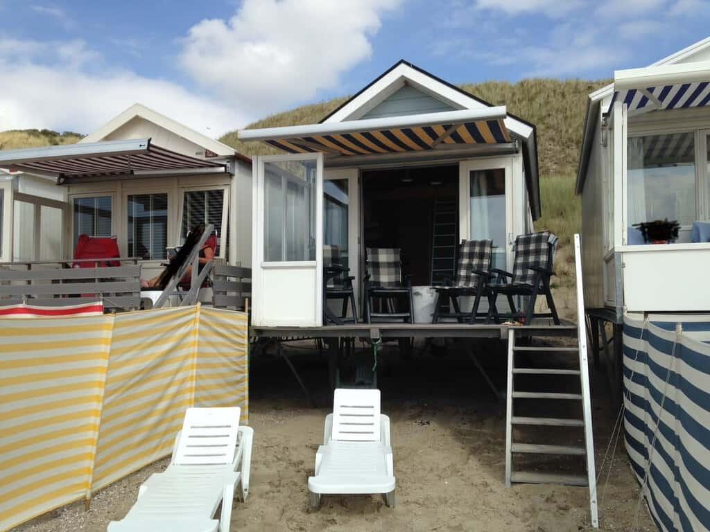 strandhuisje Westduin 120