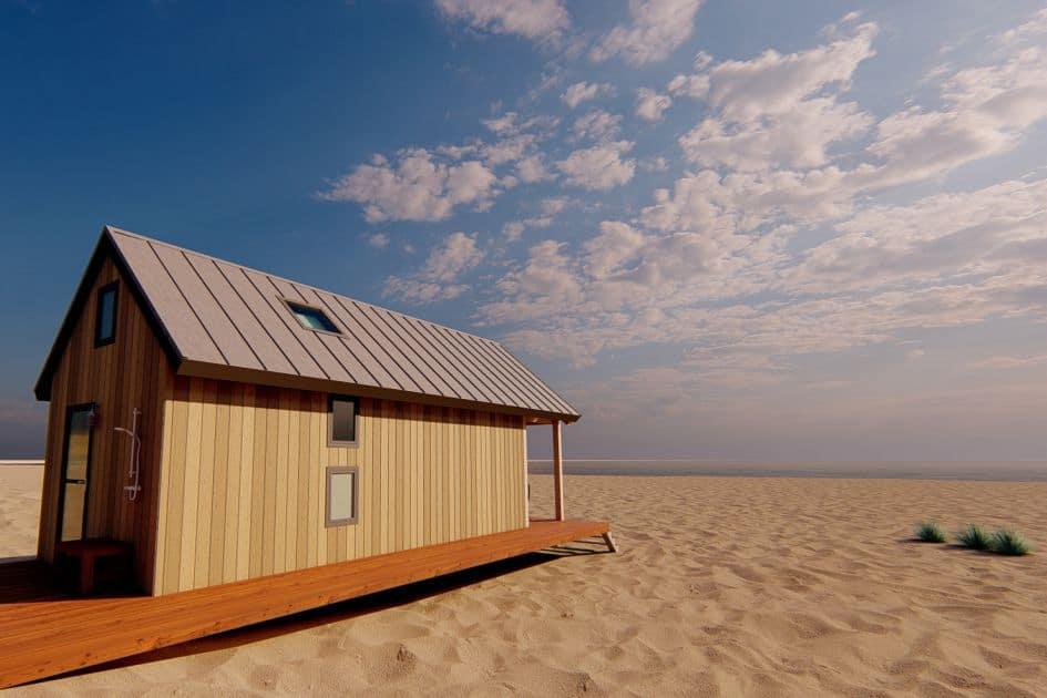 Strandhuisjes Vlissingen (4)