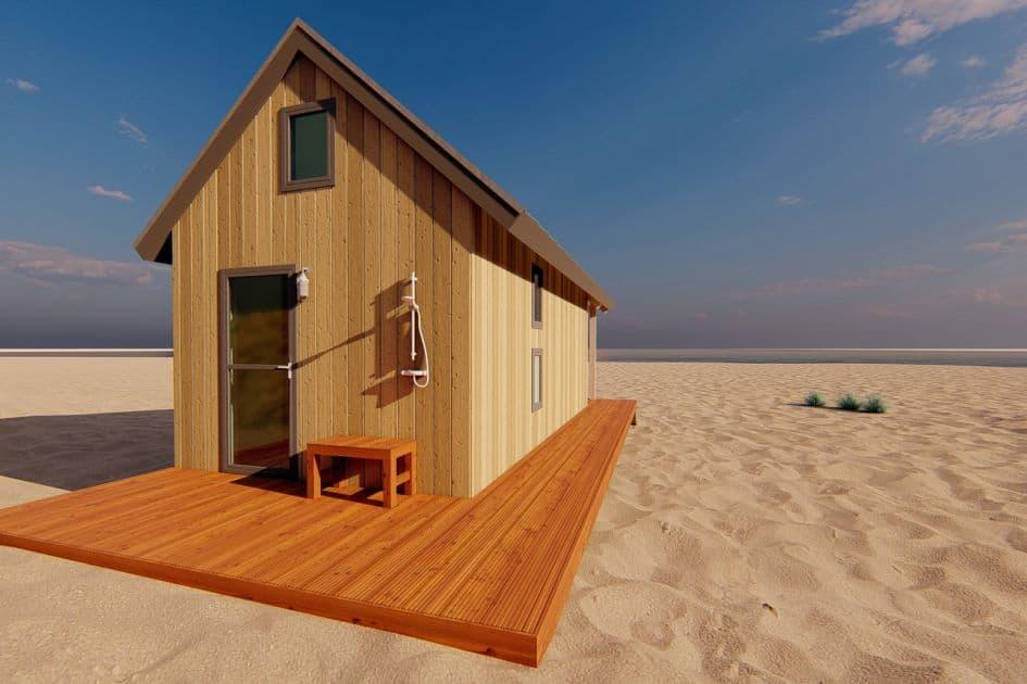 Strandhuisjes Vlissingen (5)