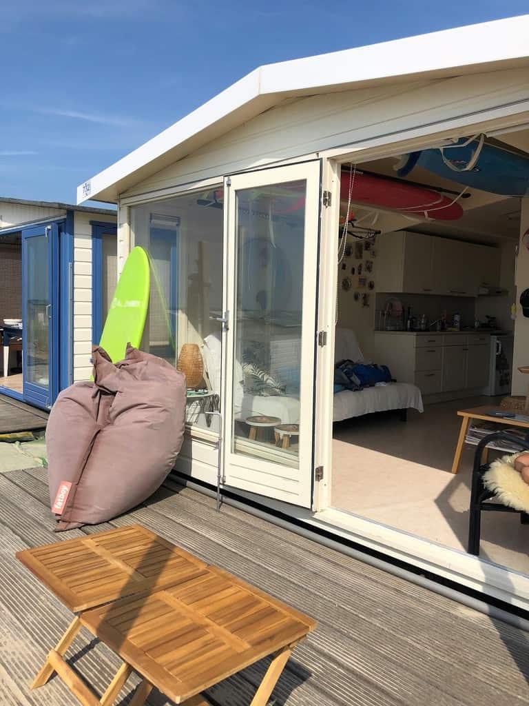 Strandhuisje IJmuiden 732