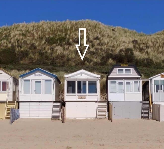 Strandhuisje Dishoek 353 Zeeland