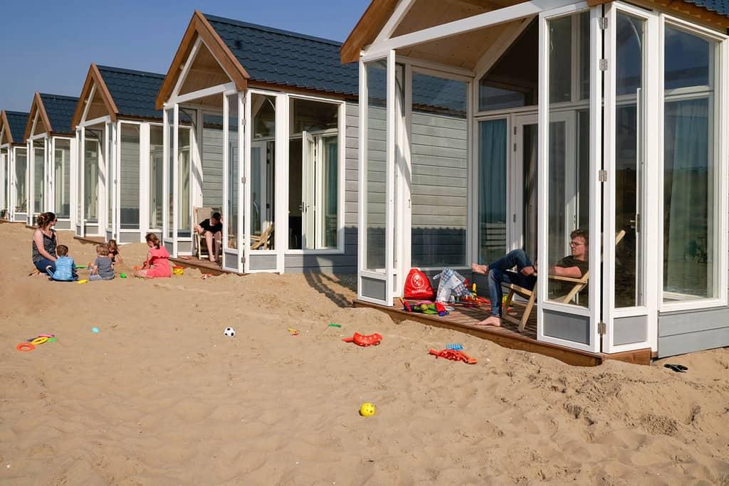 Strandchalets Katwijk aan Zee