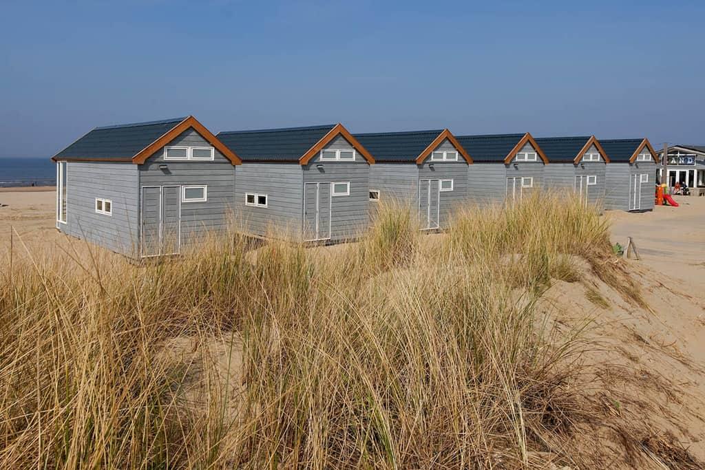 Strandchalets Katwijk