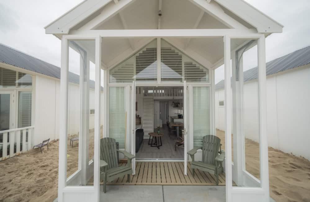Strandhuisje SandCsleep Katwijk