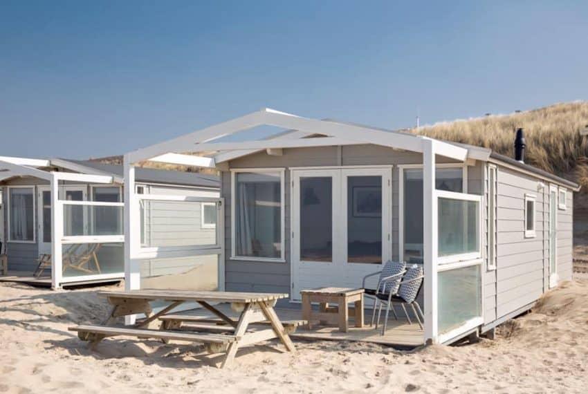 Strandhuisje Noordwijk aan Zee