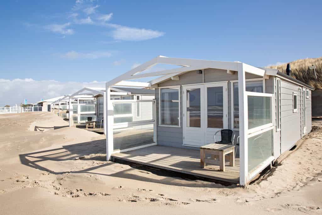 Strandhuisjes Noordwijk aan Zee