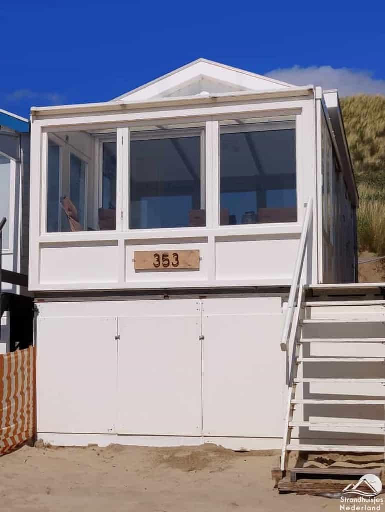 Strandhuisje Dishoek 353