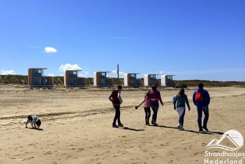 Strandwandeling Nieuwvliet-Bad