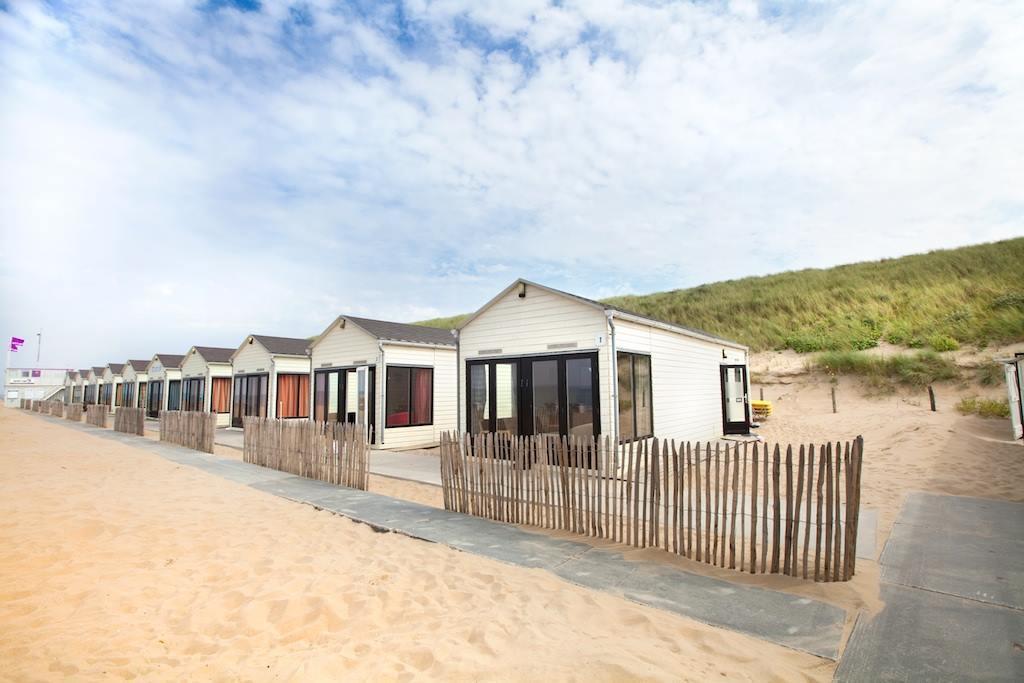 Strand Inrichting Slaapkamer : Strandhuisje huren Katwijk aan Zee ...
